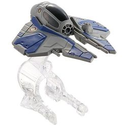 Mattel Hot Wheels Star Wars statek Jedi Starfighter