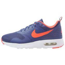Nike Sportswear AIR MAX TAVAS Tenisówki i Trampki dark purple dust/total crimson/white