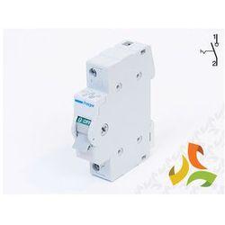 SBN116 Rozłącznik izolacyjny 16A 1 fazowy Hager (SB116)