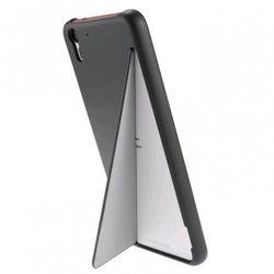Oryginalna obudowa z funkcją podstawki HTC Stand Case HC K1000 - szare - HTC Desire Eye