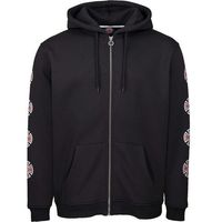 bluza INDEPENDENT - Repeat Cross Zip Hood Black (BLACK)