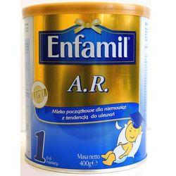 ENFAMIL AR 1 Mleko początkowe 400g