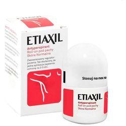 ETIAXIL Roll-on pod pachy dla skóry normalnej - 15 ml