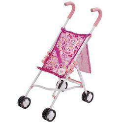 Wózek dla lalek podróżny składany Baby