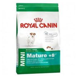 Royal Canin Mini Adult +8 0,8kg/2kg/8kg Waga:2 kg