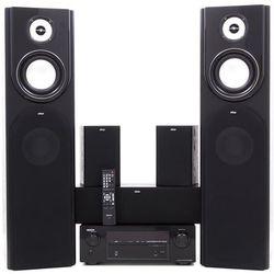 Kino domowe DENON AVR -X520BT + Eltax Utah 5.0 Bluetooth