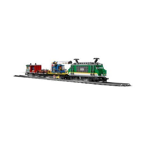 60198 Pociąg Towarowy Cargo Train Klocki Lego City Porównaj