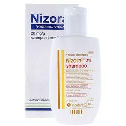 Nizoral szamp.leczn. 0,02 g/g 120 ml