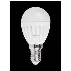 Żarówka LED TB Energy E14 230V 4W kulka biały ciepły 300 lumenów - PROMOCJA!!!