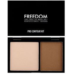 Freedom, Pro Contour Medium 01, Zestaw do konturowania Medium 01 Darmowa dostawa do sklepów SMYK