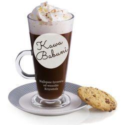 Grawerowana szklanka do Latte SKL03