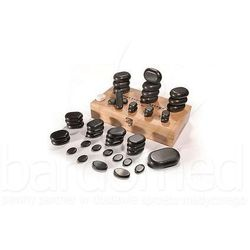 Kamienie do masażu (45 szt.)