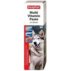 BEAPHAR Multi Vitamin Paste - pasta multiwitaminowa dla zdrowej skóry i pięknej sierści 100g