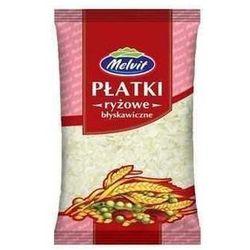 MELVIT 500g Płatki ryżowe błyskawiczne