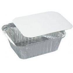 Pudełko z papierową przykrywką | 140x115x35 mm | 400szt.