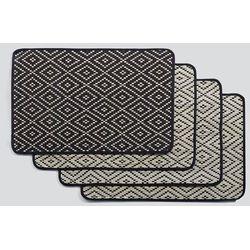 Podkładki pod talerz - Sabin (zestaw 4 sztuki)