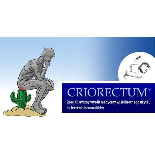 Criorectum sztyft krioterapeutyczny 1szt.