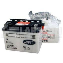 Akumulator High Power JMT YB4L-B (5Ah) (CB4L-B(5Ah)) 1100270 Aprilia RX 50, Peugeot XR6 50, Yamaha YH 50