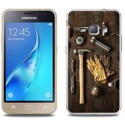 Foto Case - Samsung Galaxy J1 (2016) - etui na telefon Foto Case - narzędzia