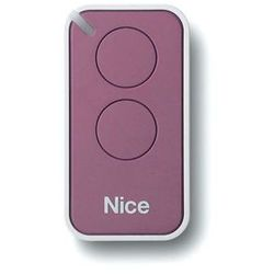 Pilot NICE INTI 2-kanałowy 433.92 MHz różowy (INTI2L)