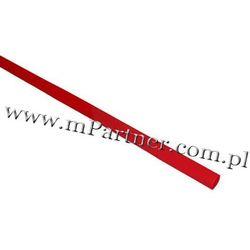 Rura termokurczliwa elastyczna V20-HFT 2,5/1,3 10szt czerwona