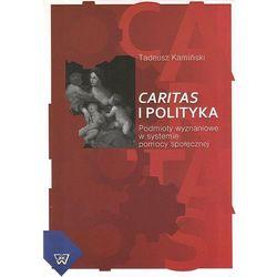 EBOOK Caritas i polityka. Podmioty wyznaniowe w systemie pomocy społecznej