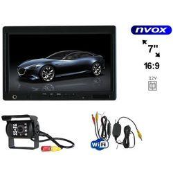 Zestaw Monitor zagłówkowy lub wolnostojący LCD 7
