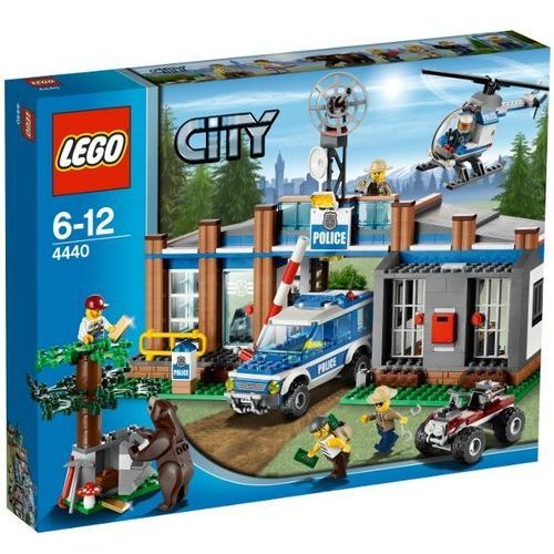 Lego City Posterunek Policji 7744 Porównaj Zanim Kupisz