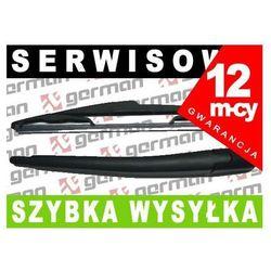 WYCIERACZKA TYŁ PIÓRO + RAMIĘ Peugeot 206 GERMAN