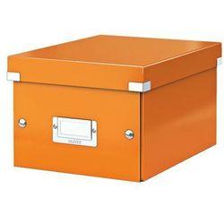 Pudło uniwersalne Leitz Click&Store Wow 6043 - pomarańczowe