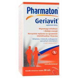 Pharmaton Geriavit kaps. - 30 kaps.