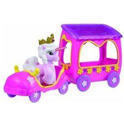 Kucyk Filly. Samochód z przyczepką