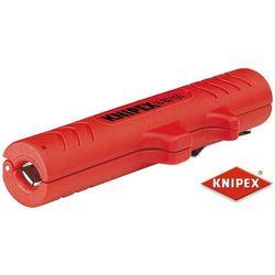 KNIPEX Uniwersalne narzędzia do ściągania izolacji (16 80 125 SB)