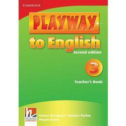 Playway to English 3. 2nd Edition Książka Nauczyciela