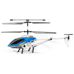 Helikopter na pilota 3 kanałowy z żyroskopem 57 cm niebieski