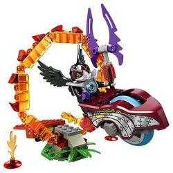 Lego CHIMA Pierścień ognia 70100
