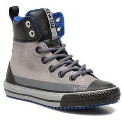 promocje - 10% Tenisówki i trampki Converse Chuck Taylor Asphalt Boot Dziecięce Szary 100 dni na zwrot lub wymianę