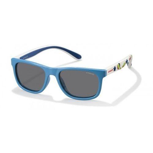 Polaroid PLD 8012S OFJ Y2 Okulary Przeciwsłoneczne dla dzieci