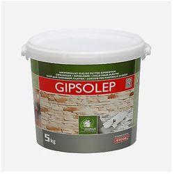 Klej do płytek gipsowych GIPSOLEP 5 kg Stegu