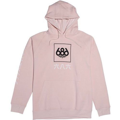 bluza 686 - Japan Pullover Hoody Dusty Pink (DSPK)