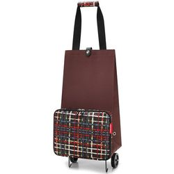 Wózek na zakupy Reisenthel Foldabletrolley Wool