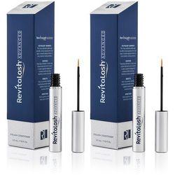 RevitaLash Zestaw: 2x Eyelash Conditioner Advanced - odżywka do rzęs 3,5 ml