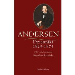 Dzienniki H.Ch.Andersen - Dostępne od: 2014-10-27 (opr. twarda)