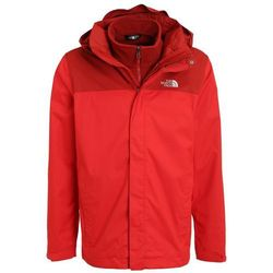 The North Face EVOLVE II TRICLIMATE 2IN1 Kurtka Outdoor red/cardinal red