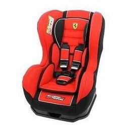 Fotel samochodowy Nania Cosmo SP Corsa 2016, Ferrari 0-18 kg Czerwona