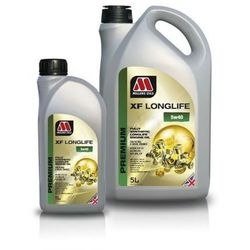 Millers Oils XF LONGLIFE 5W40 5L