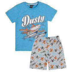 Piżama chłopięca z krótkim rękawem, Samoloty Darmowa dostawa do sklepów SMYK