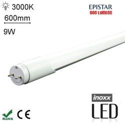 INOXX 60T8K3000 MI FS Świetlówka LED ciepła 600mm G13 o mocy 9W 800 lumenów 3000K