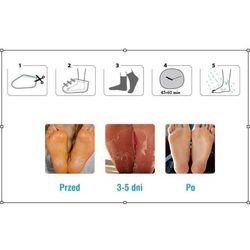 Beauty Foot Skarpetki kuracja złuszczająco - regenerująca na stopy 1 para