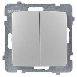 obuwie tak tanio 100% autentyczny Włącznik podwójny KARO OSPEL